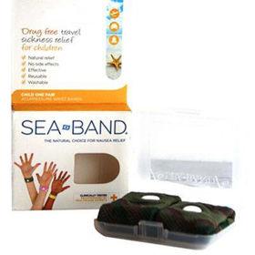 Slika Sea Band otroška zapestnica proti slabosti