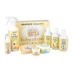 Slika Bentley Organics komplet naravne BIO nege za dojenčke, 1 set