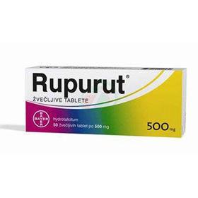 Slika Rupurut, 50 žvečljivih tablet