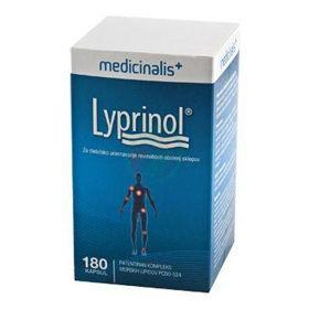 Slika Lyprinol medicinalis, 180 kapsul