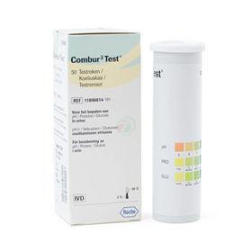 Slika Combur 3 urinski testni trak, 50 trakov