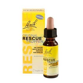 Slika Bach Rescue kapljice brez alkohola, 10 mL