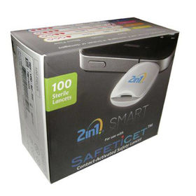 Slika 2in1 Smart Safety lancete, 100 lancet