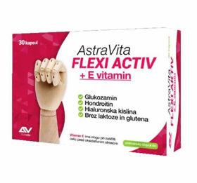 Slika AstraVita Flexi Activ + E vitamin, 30 kapsul