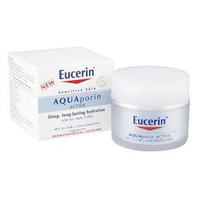 Slika Eucerin AQUAporin Active za normalno kožo, 50 mL