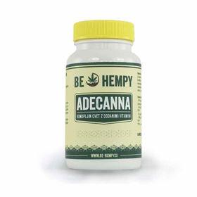 Slika Be Hempy ADE-Canna konopljin cvet z vitamini, 60 kapsul