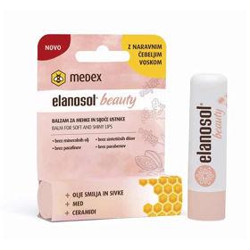Slika Elanosol Beauty balzam za mehke in sijoče ustnice, 5.1 g