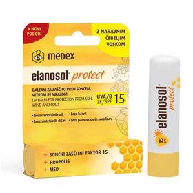 Slika Elanosol Protect balzam za ustnice, 5.1 g