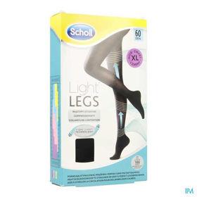 Slika Scholl Light Legs 60 DEN kompresijske hlačne nogavice (1+1 GRATIS)