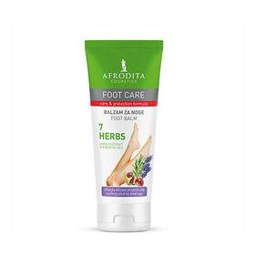 Slika Afrodita Foot Care 7 Herbs balzam za noge, 100 mL