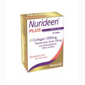 Slika HealthAid Nurideen Plus kolagen, 60 tablet