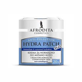 Slika Afrodita Hydra Patch H2O krema za normalno do mešano kožo, 50 mL