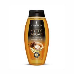 Slika Afrodita Mystic Argan oljni gel za prhanje, 250 mL